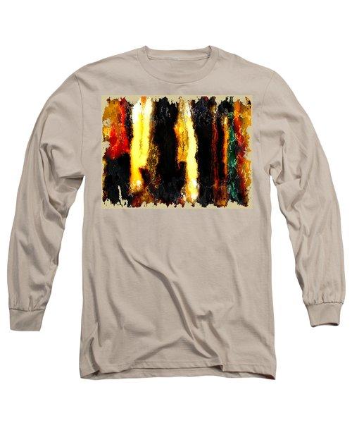 Diversity Long Sleeve T-Shirt by The Art Of JudiLynn