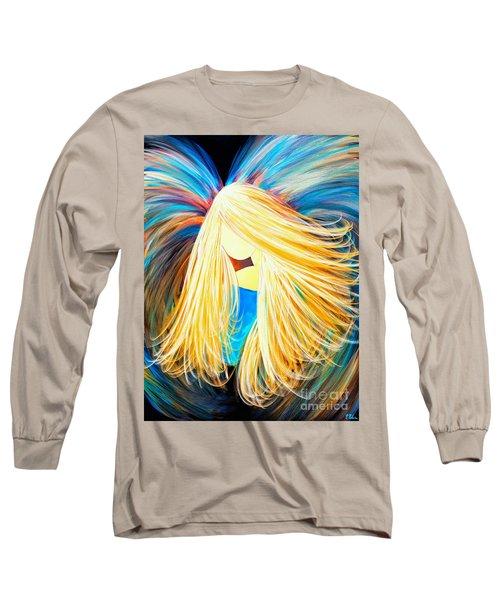 Divine Angel Long Sleeve T-Shirt