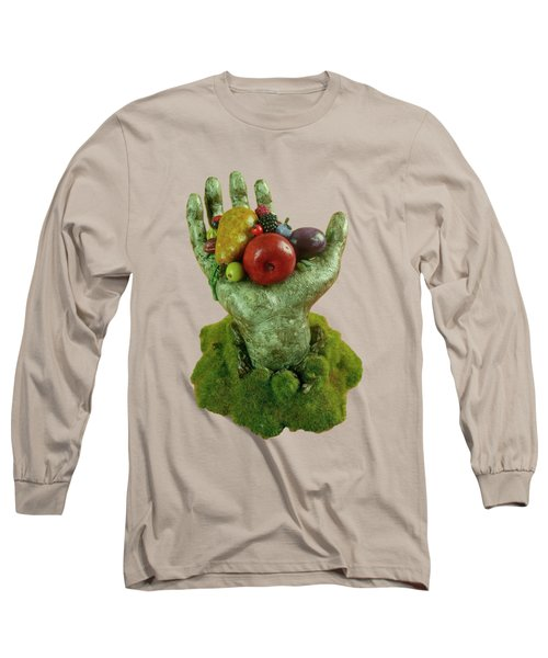 Divine Nutrition Long Sleeve T-Shirt