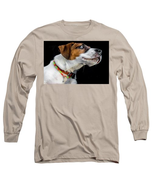 Do Not Confuse Me Long Sleeve T-Shirt by Alex Galkin