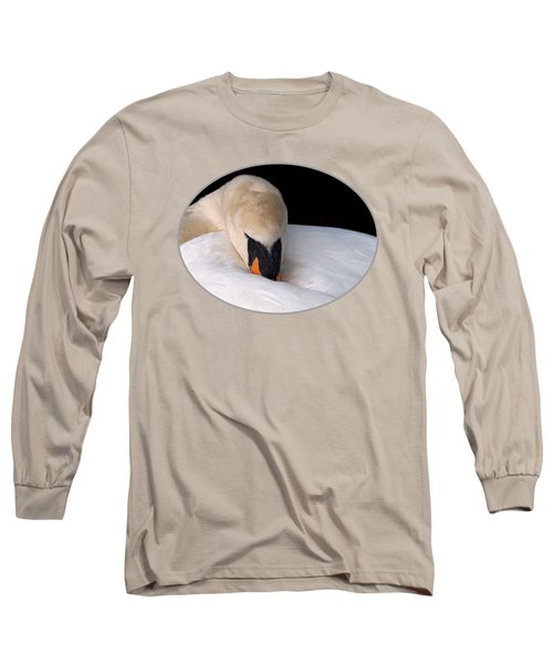 Do Not Disturb - Orange Long Sleeve T-Shirt
