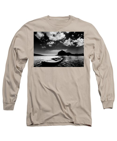 Docked Long Sleeve T-Shirt