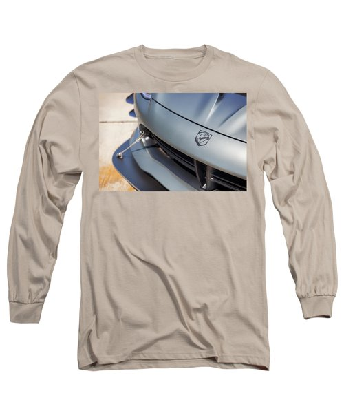 Long Sleeve T-Shirt featuring the photograph #dodge #acr #viper #print by ItzKirb Photography