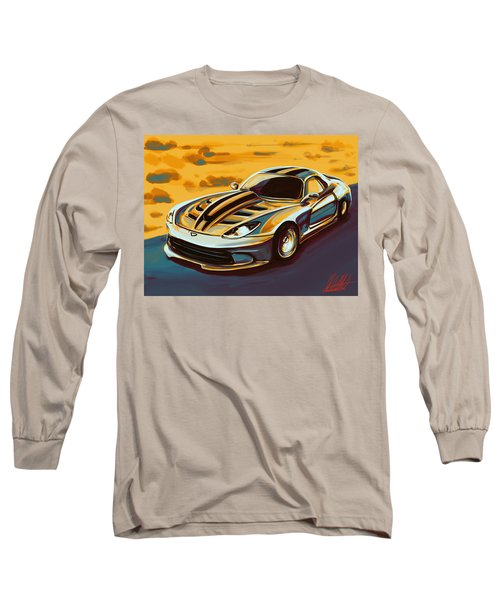 Dodge This Long Sleeve T-Shirt