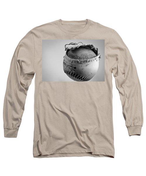 Dog's Ball Long Sleeve T-Shirt