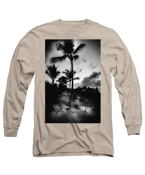 Dominicana Beach Long Sleeve T-Shirt