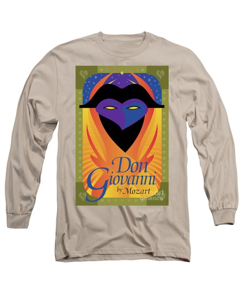 Don Giovanni Long Sleeve T-Shirt