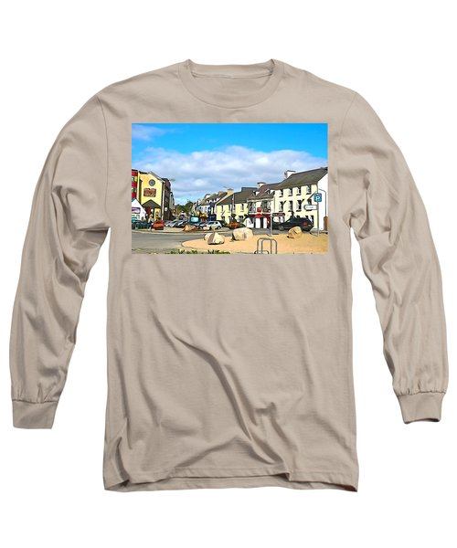 Donegal Town Long Sleeve T-Shirt