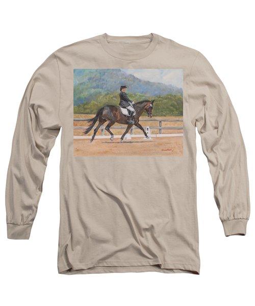 Donnerlittchen Long Sleeve T-Shirt by Quwatha Valentine