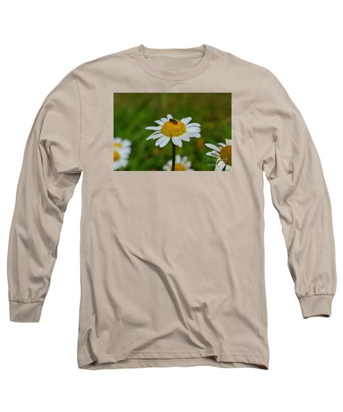 Don't Bug Me Long Sleeve T-Shirt by Lew Davis