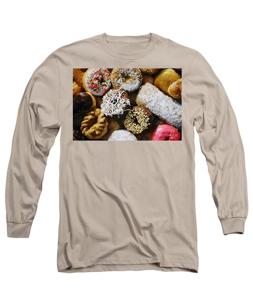 Donuts Long Sleeve T-Shirt