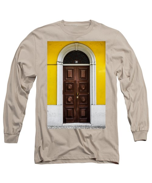 Door No 20 Long Sleeve T-Shirt