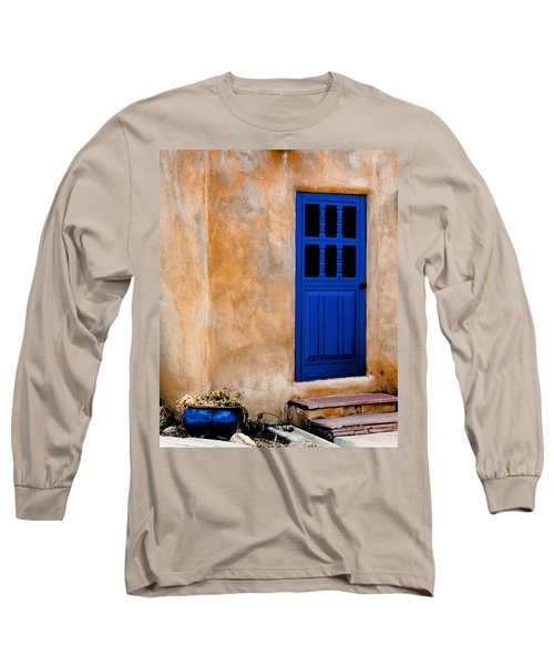 Doors Of Taos Long Sleeve T-Shirt