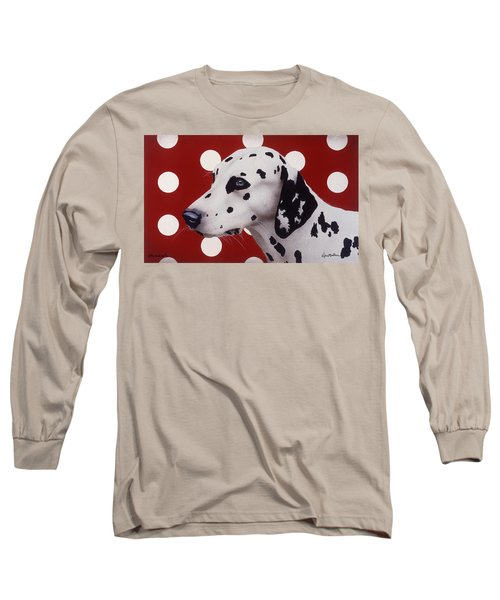Dots And Spots... Long Sleeve T-Shirt
