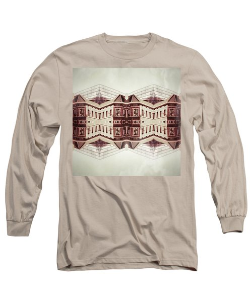 Double Side Long Sleeve T-Shirt