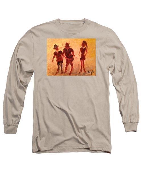 Double Take Long Sleeve T-Shirt