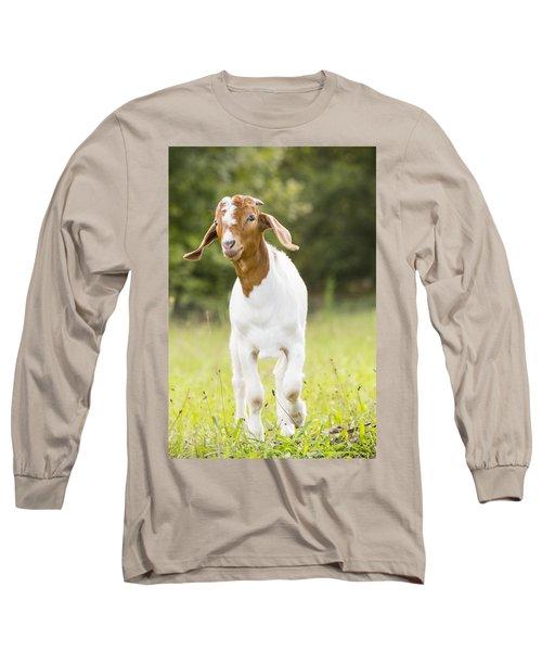 Dougie The Goat Long Sleeve T-Shirt