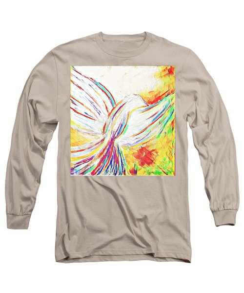 Holy Spirit Long Sleeve T-Shirt