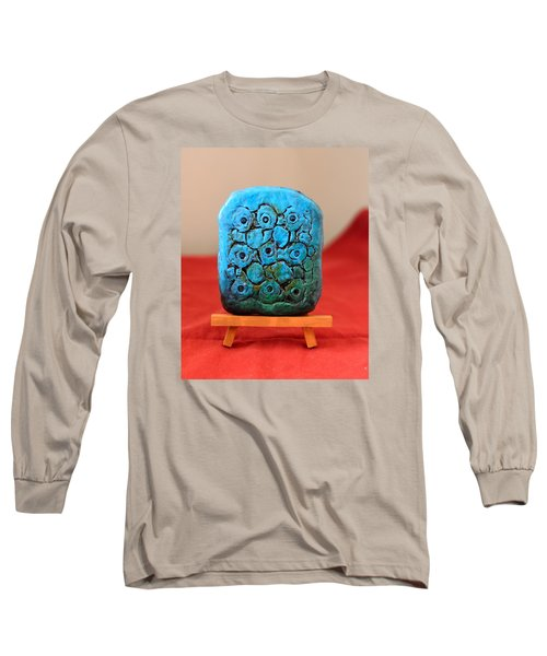Down By The Sea... Long Sleeve T-Shirt by Edgar Torres