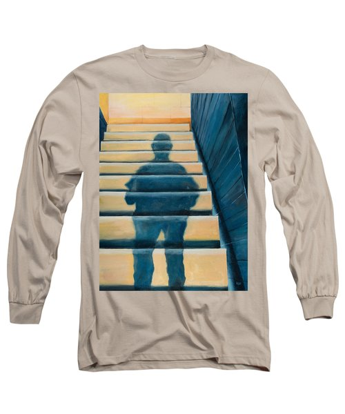 Downstairs Long Sleeve T-Shirt