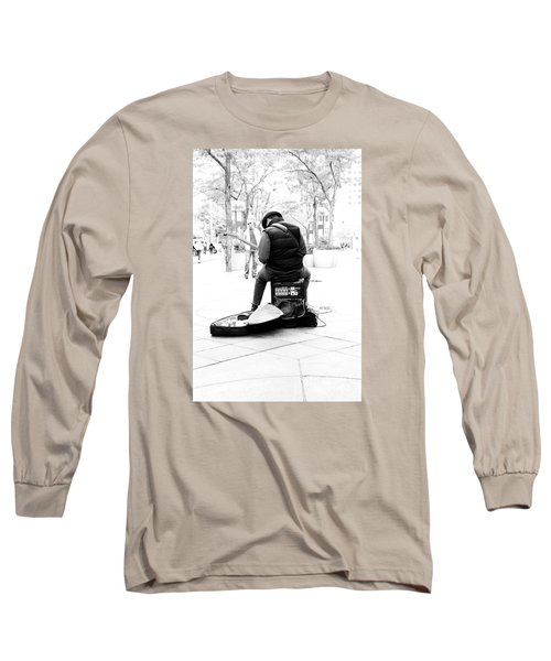 Downtown Andrew Long Sleeve T-Shirt