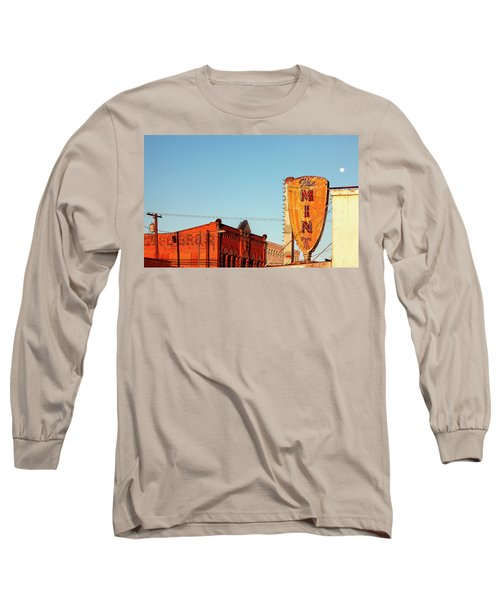 Downtown White Sulphur Springs Long Sleeve T-Shirt
