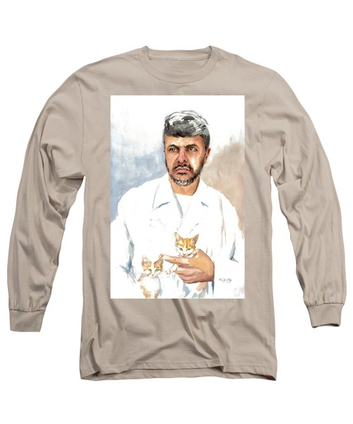 Dr Yoossef Long Sleeve T-Shirt