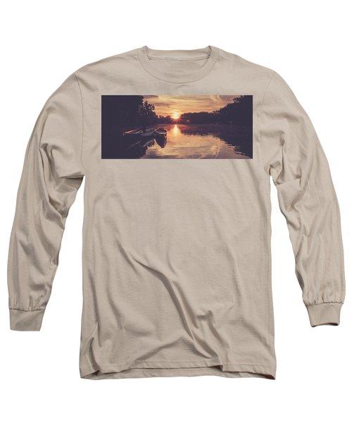 Dragon Boats Long Sleeve T-Shirt