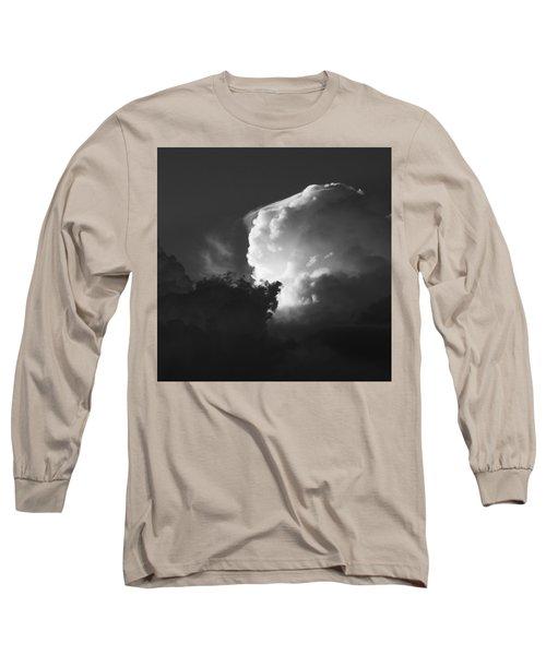 Drama In A Western Sky Long Sleeve T-Shirt
