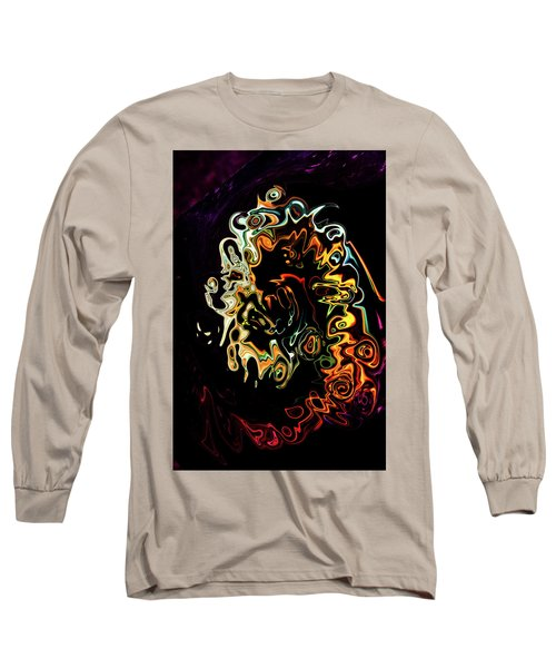 Dramatic Long Sleeve T-Shirt