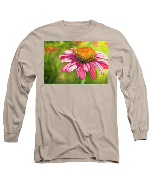Drawn In Long Sleeve T-Shirt