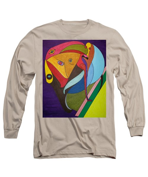 Dream 287 Long Sleeve T-Shirt