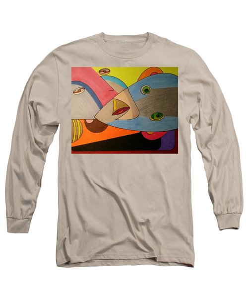 Dream 334 Long Sleeve T-Shirt
