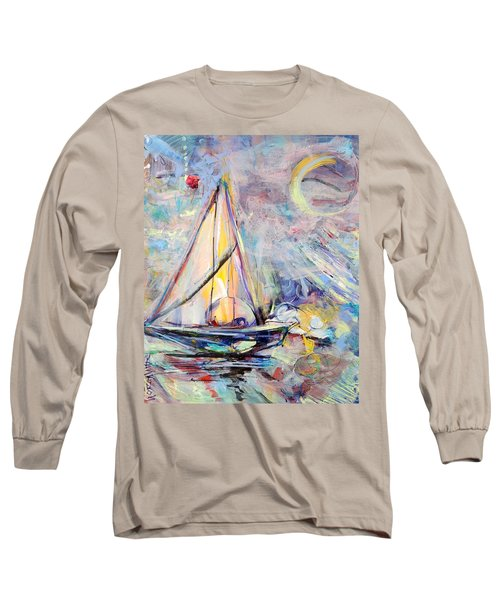 Dream Boat Long Sleeve T-Shirt