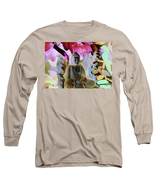 Dream Of Peace Come True Long Sleeve T-Shirt
