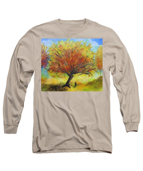 Dreaming Amber Long Sleeve T-Shirt