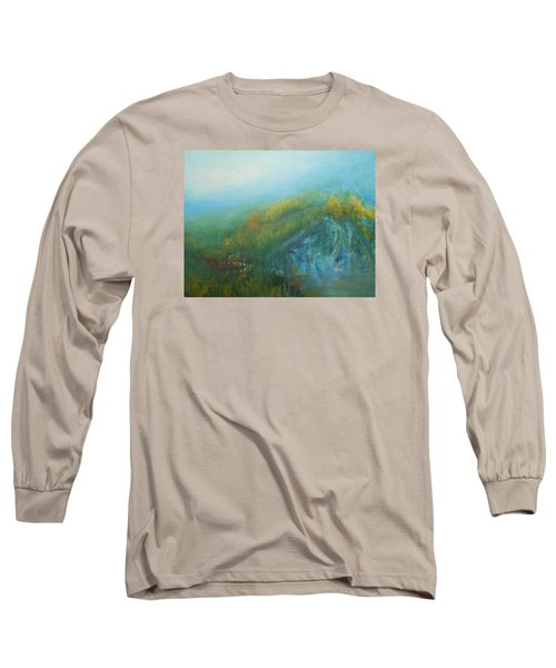 Dreaming Dreams Long Sleeve T-Shirt by Jane See