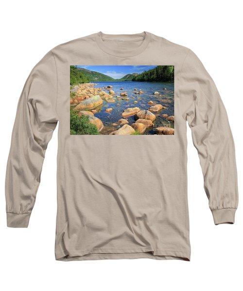 Dreaming Of Acadia Long Sleeve T-Shirt