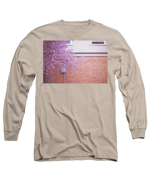 Dreaming Of Blossoming Long Sleeve T-Shirt