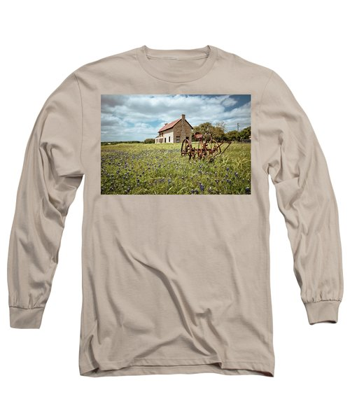 Long Sleeve T-Shirt featuring the photograph Dreams Of Long Ago by Linda Unger