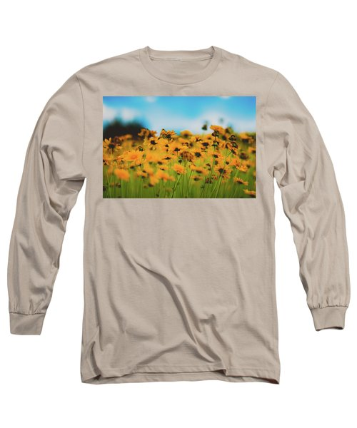 Dreamy Summertime Long Sleeve T-Shirt
