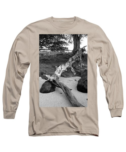 Drift Wood Long Sleeve T-Shirt