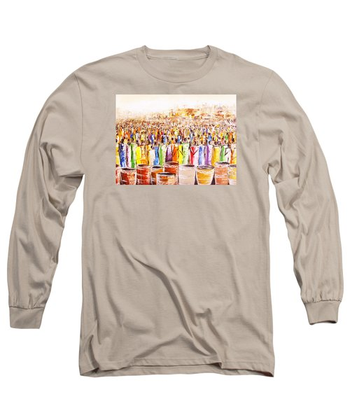 Drink Festival Long Sleeve T-Shirt