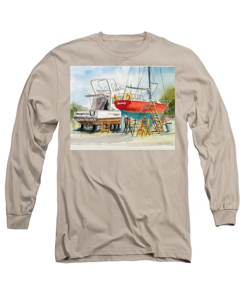 Dry Dock Long Sleeve T-Shirt
