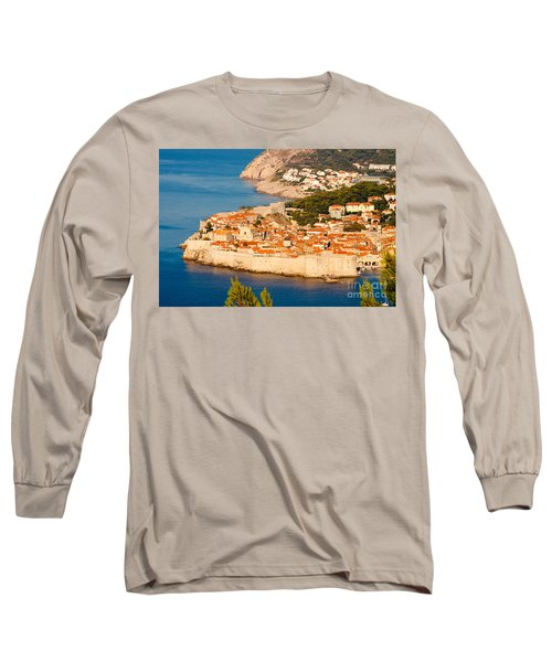 Dubrovnik Old City Long Sleeve T-Shirt