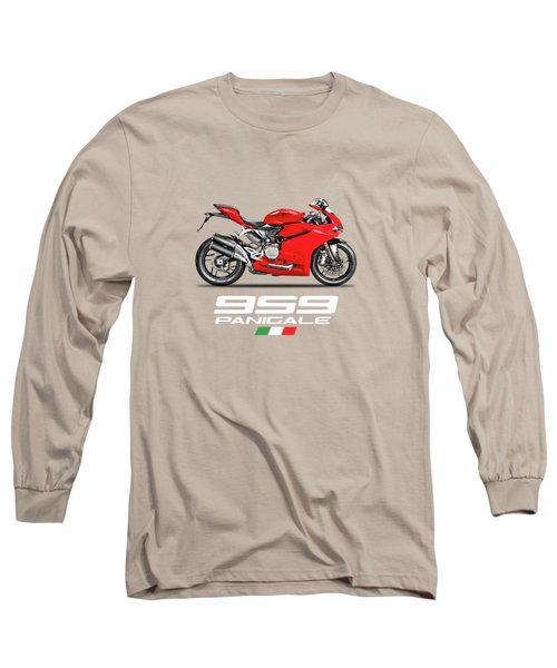Ducati Panigale 959 Long Sleeve T-Shirt
