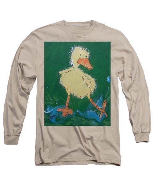 Duckling 3 Long Sleeve T-Shirt