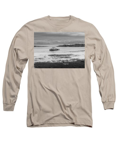 Dundrum The Old Boat Wreck Long Sleeve T-Shirt
