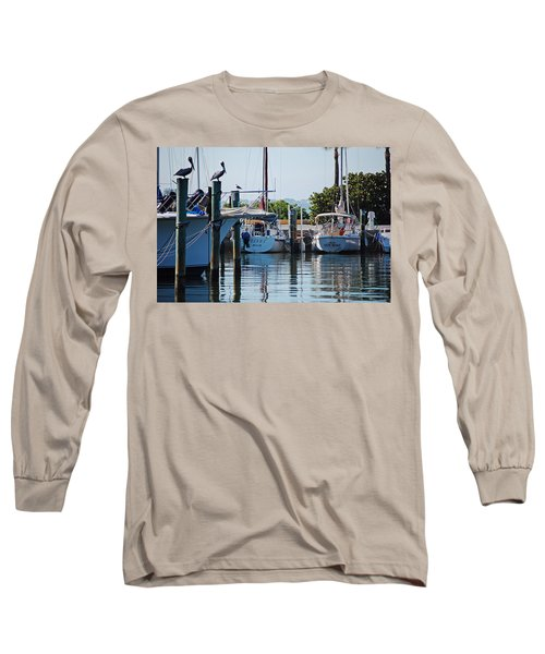 Duneden Fl. Long Sleeve T-Shirt