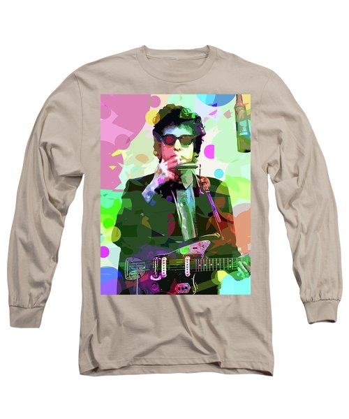 Dylan In Studio Long Sleeve T-Shirt